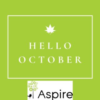 We at Aspire love fall! Sweaters, cool breezes, and continuing to bring our programming to students are some of our favorite things about fall. What's your favorite part of fall?