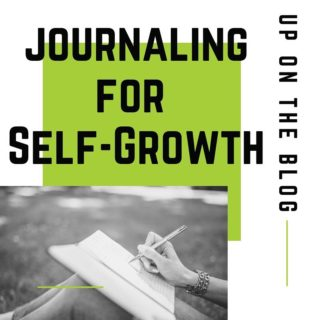 Put away your phone and pick up that journal you know you have tossed away in a drawer! Our newest blog post (link in bio!) shares how to shake up your routine and start journaling for some much needed self care!