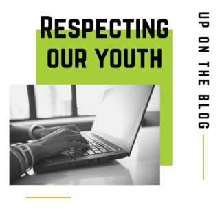 Check out our blog where we challenge adults to be mindful of giving our youth some respect. Teens: Remember to respect adults! Respect CAN go both ways! The link is in our bio!